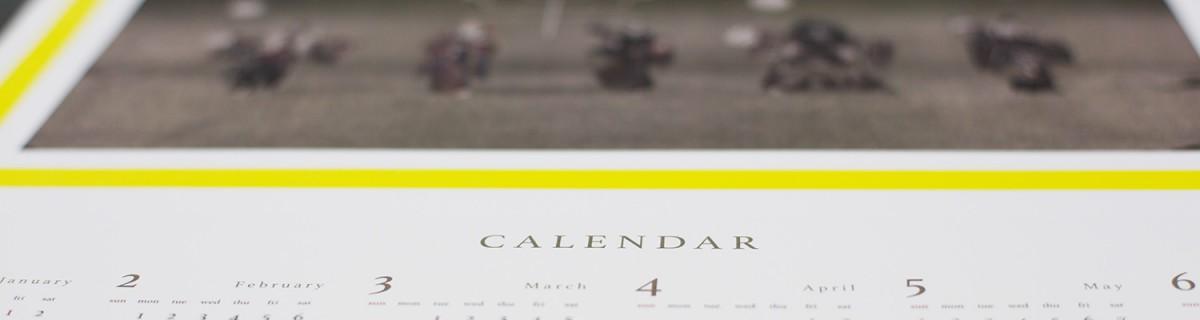 石見神楽カレンダー2016年版を販売スタート!