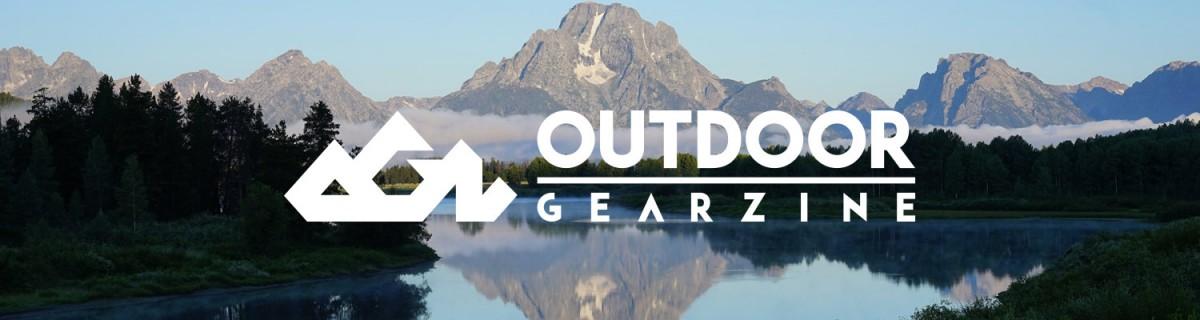 Outdoor Gearzine VIとウェブサイトリニューアル