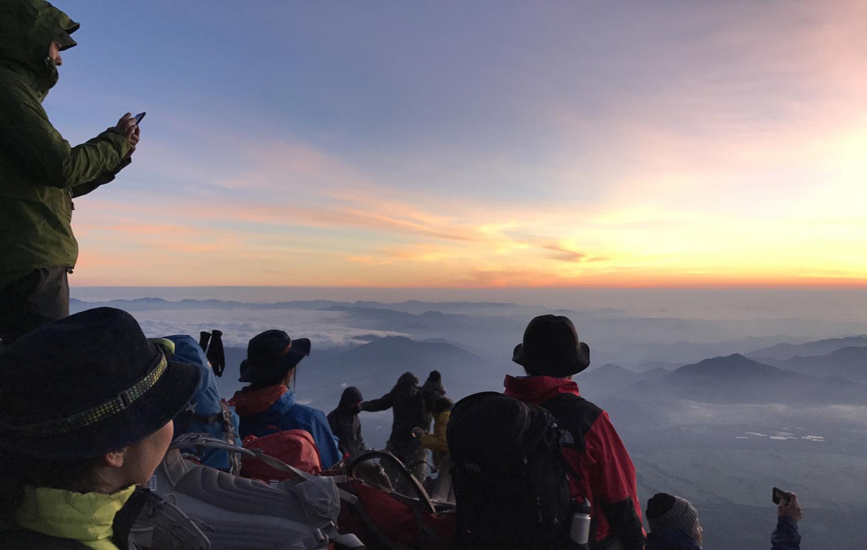 アウトドア部活動 vol,5 富士山