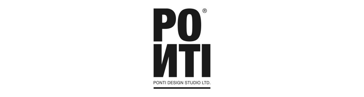Ponti Design Studio WEBサイト構築