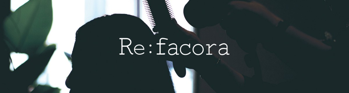 Re:facora パンフレットデザイン